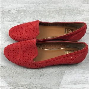 Dolce Vita Shoes - Dolce Vita Suede Flats Size 8.5
